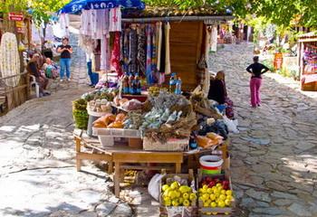Tempat wisata terkenal di Turki Sirince