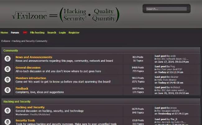 Evilzone Forum