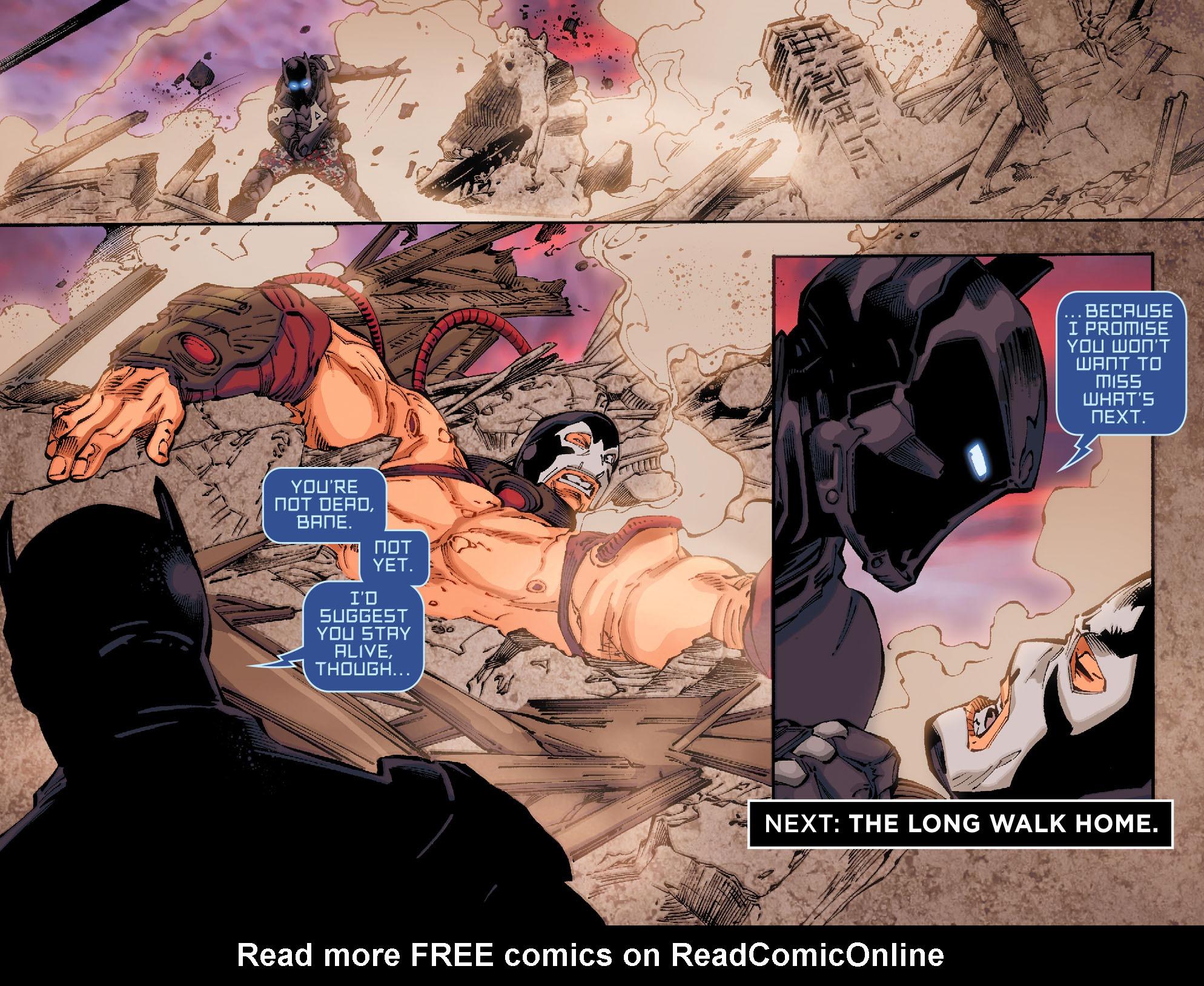 Batman: Arkham Knight [I] Issue #18 #20 - English 22