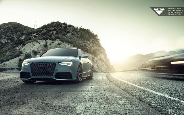 2015 Vorsteiner  Audi rs5 v ff