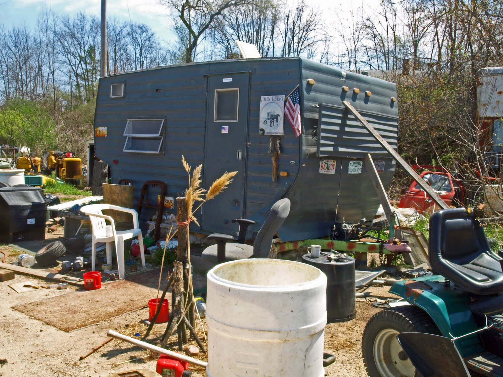 Used RV Parts amp RV Salvage Yards  Parts for Motor Homes