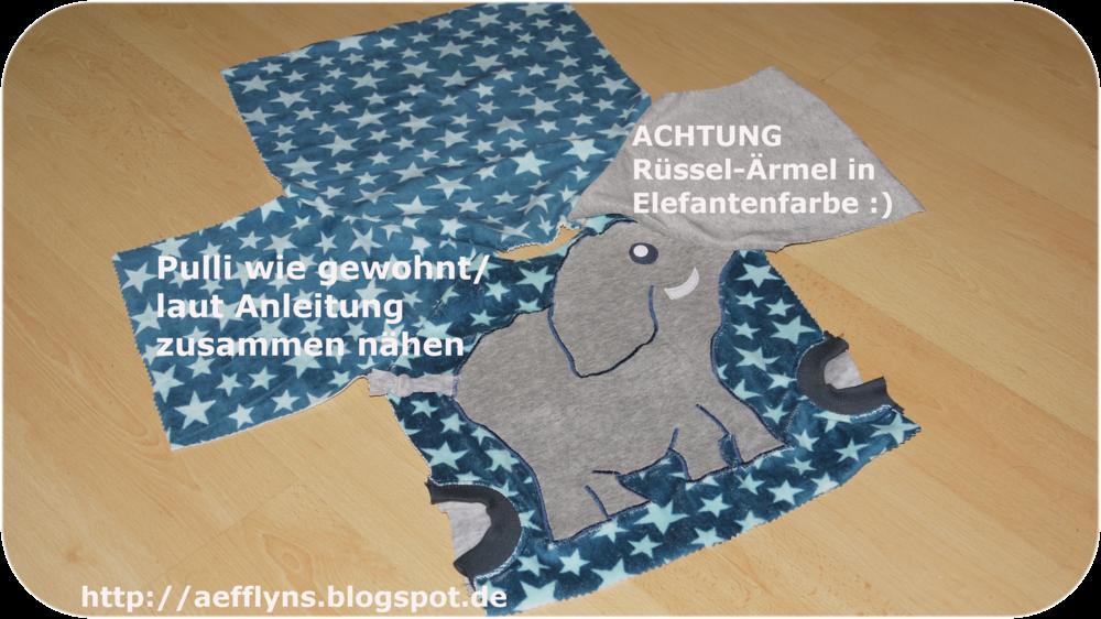 aefflynS - to go: BabyElefant \
