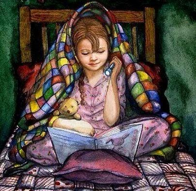 Leer por la noche ¡¡