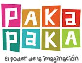 O poder da imaxinación.  Clube Paka-Paka.
