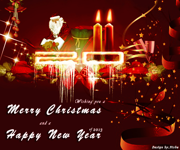 Love greetings, creative arts, Emotional greetings: December 2012