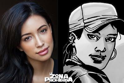 """The Walking Dead 4: """"Conoce a Todos los Nuevos Personajes"""" Christian-Serratos-Rosita-Espinosa-lzp"""