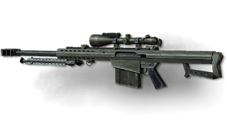 Barret .50 Cal - Modern Warfare 3