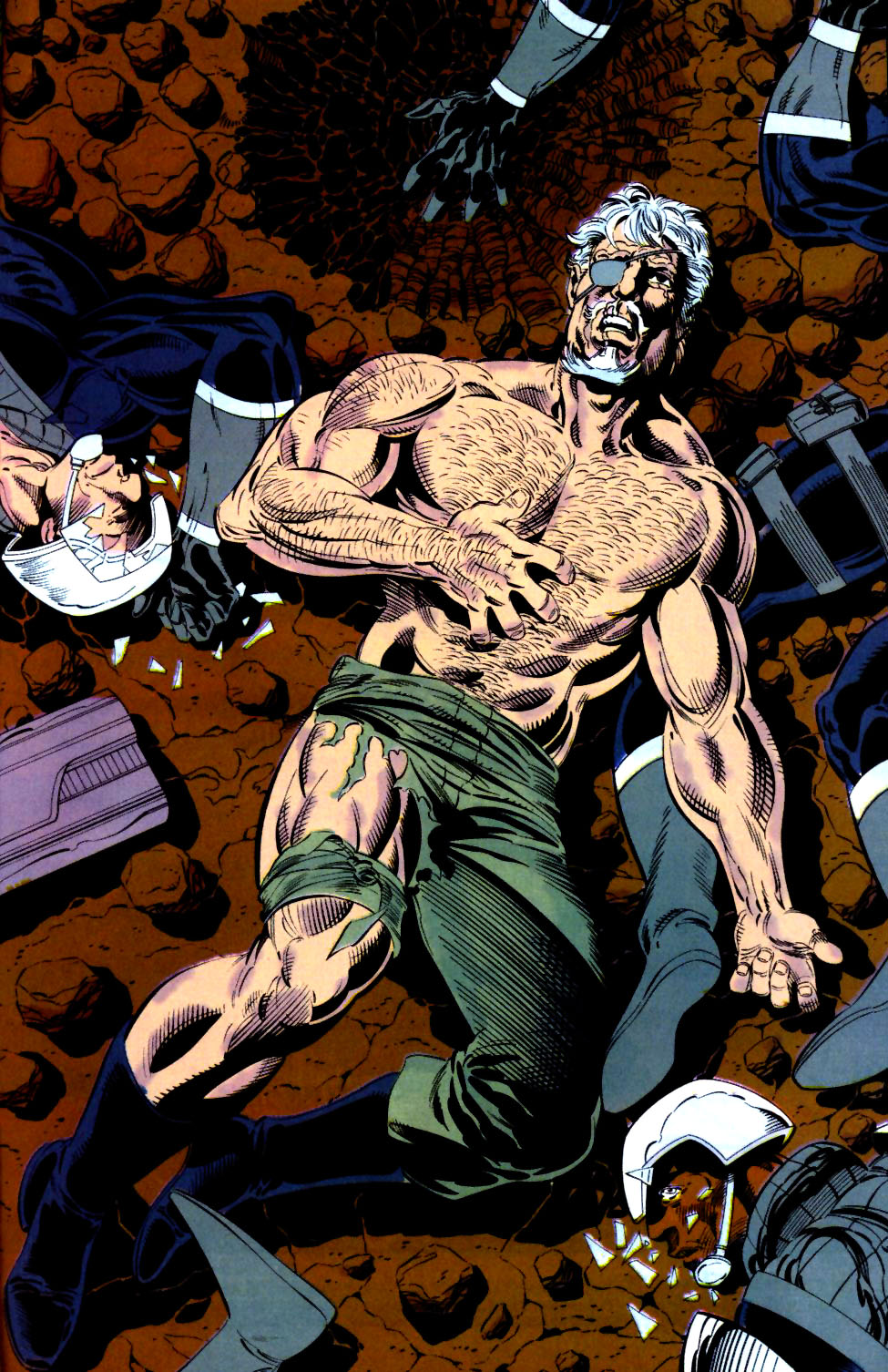 Deathstroke (1991) Issue #16 #21 - English 24