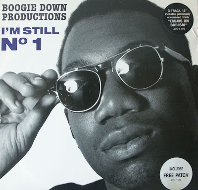 Boogie Down Productions ‎- I'm Still #1 (CDS) (1988) (320 kbps)