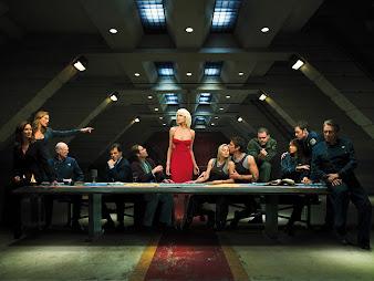 #5 Battlestar Galactica Wallpaper