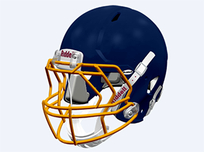 CHECK OUT OUR NEW STATE OF THE ART RIDDELL REVOLUTION ATTACK-i HELMETS!