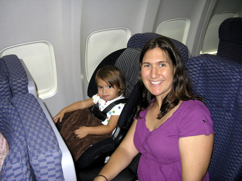 Car Seat On Airplane: Cummings' Caymans: Easter In Texas Part IV