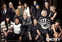 DKNY FW2014/15 Ad Campaign
