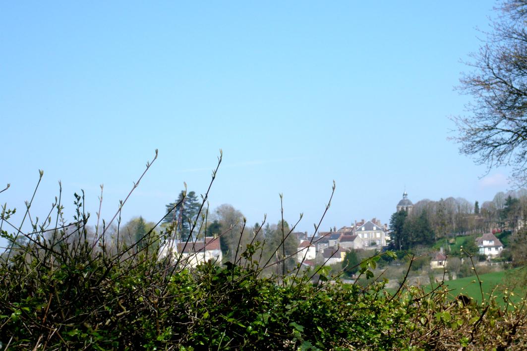 La ville et la campagne la nature et l 39 abstrait for La ville nature