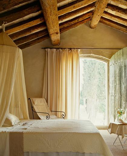 Beam ceilings exposed an interior design Master bedroom ceiling beams
