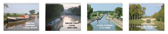 Canal Calendars