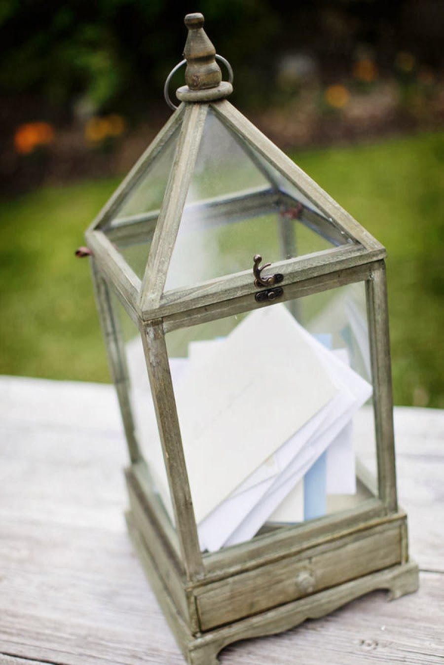 Place for Cards - Weddingbee