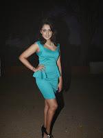 Madhu Shalini latest Glam Pix in Blue-cover-photo
