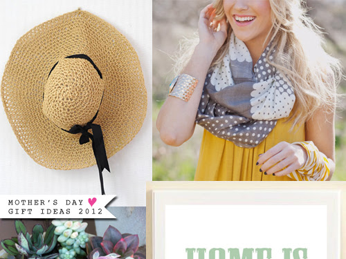 Etsy Finds: Mother's Day Gift Ideas 2012