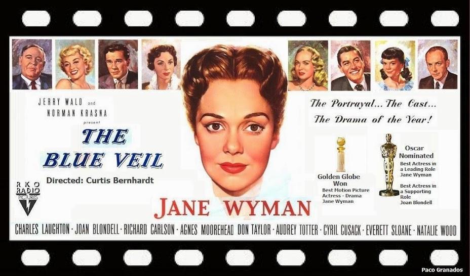 THE BLUE VEIL (1951) WEB SITE