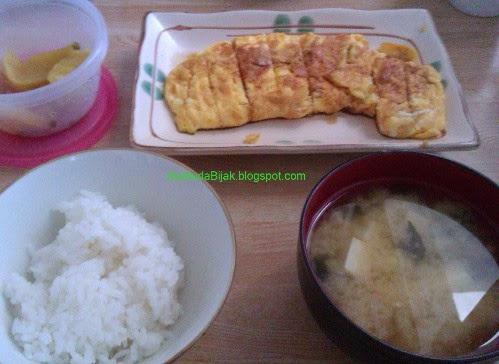 Asari Miso Soup recipe