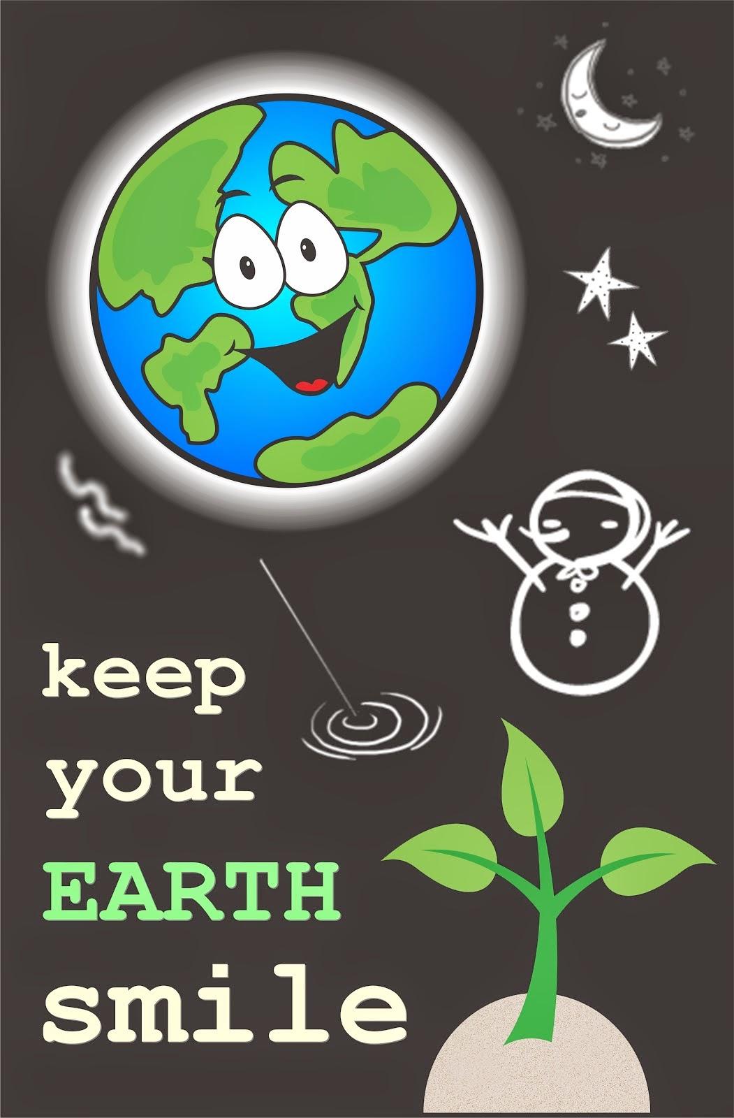 Contoh Poster Lingkungan Yang Menarik - PIDATO TENTANG ...
