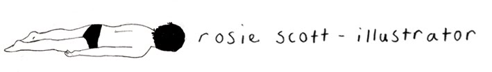 Rosie Scott illustrator