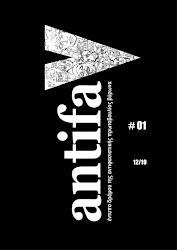 έντυπο δρόμου antifa V # 01 (12/19)