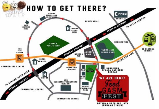 9 sebab kenapa korang patut pergi foodgasmfest 2015