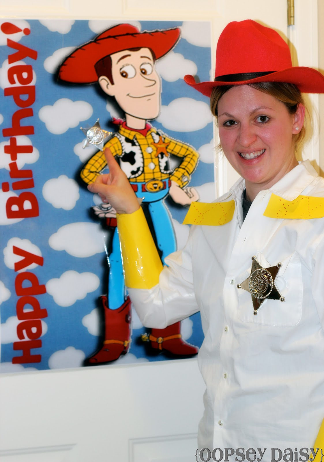 Toy Story Birthday Party : Toy story birthday party oopsey daisy