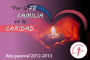 "Lema 2013: ""Por la FE, FAMILIA en la CARIDAD"""
