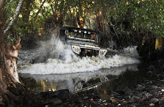 Challenger 4x4 at 2012 Rainforest Challenge