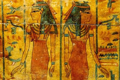 المرأة في مصر القديمة كانت تتمتع بالكثير من الحريات