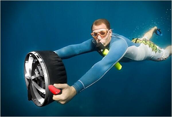 BladeFish 5000 Underwater Scooter