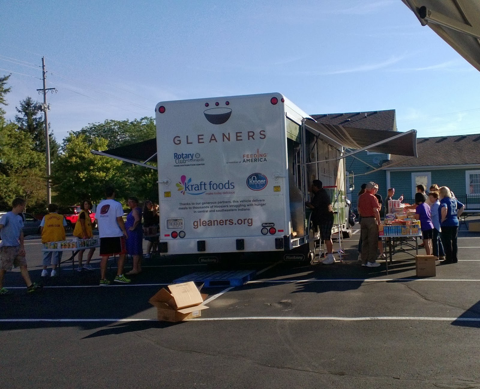 Community Impact One Mobile Food Pantry At A Time
