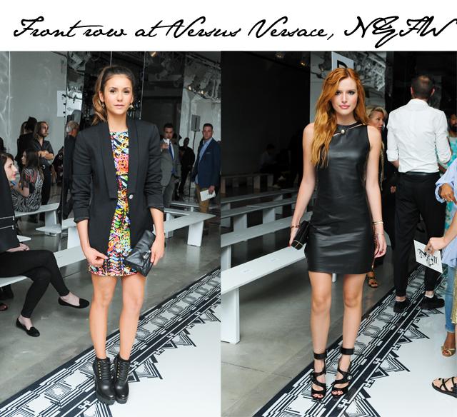 celebs Versus Versace