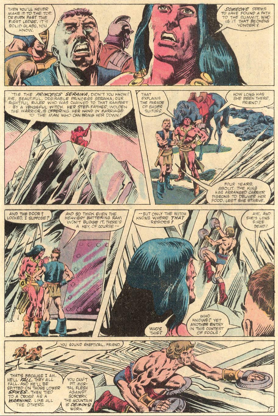 Conan the Barbarian (1970) Issue #133 #145 - English 6