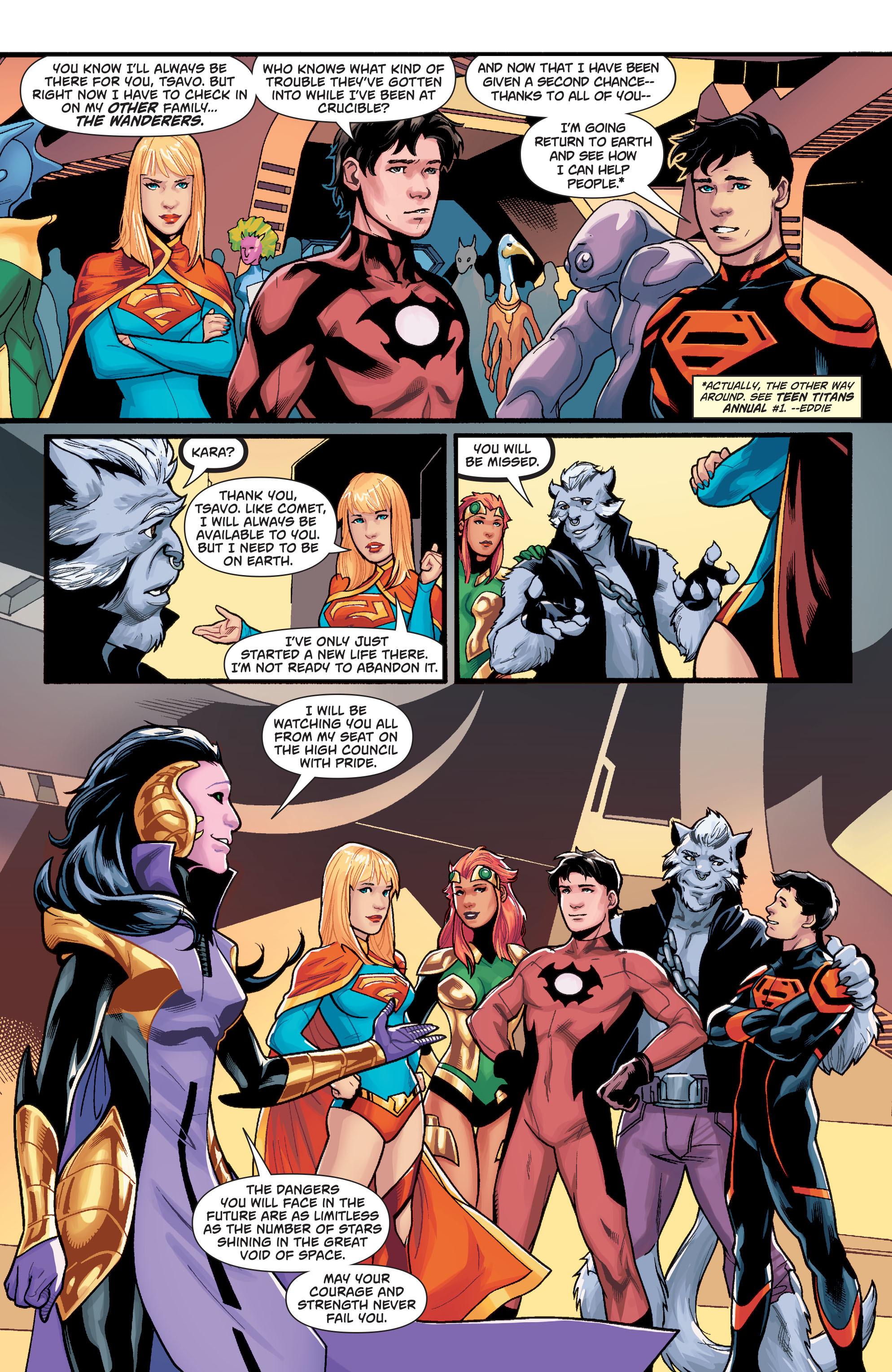 Supergirl (2011) Issue #40 #42 - English 16