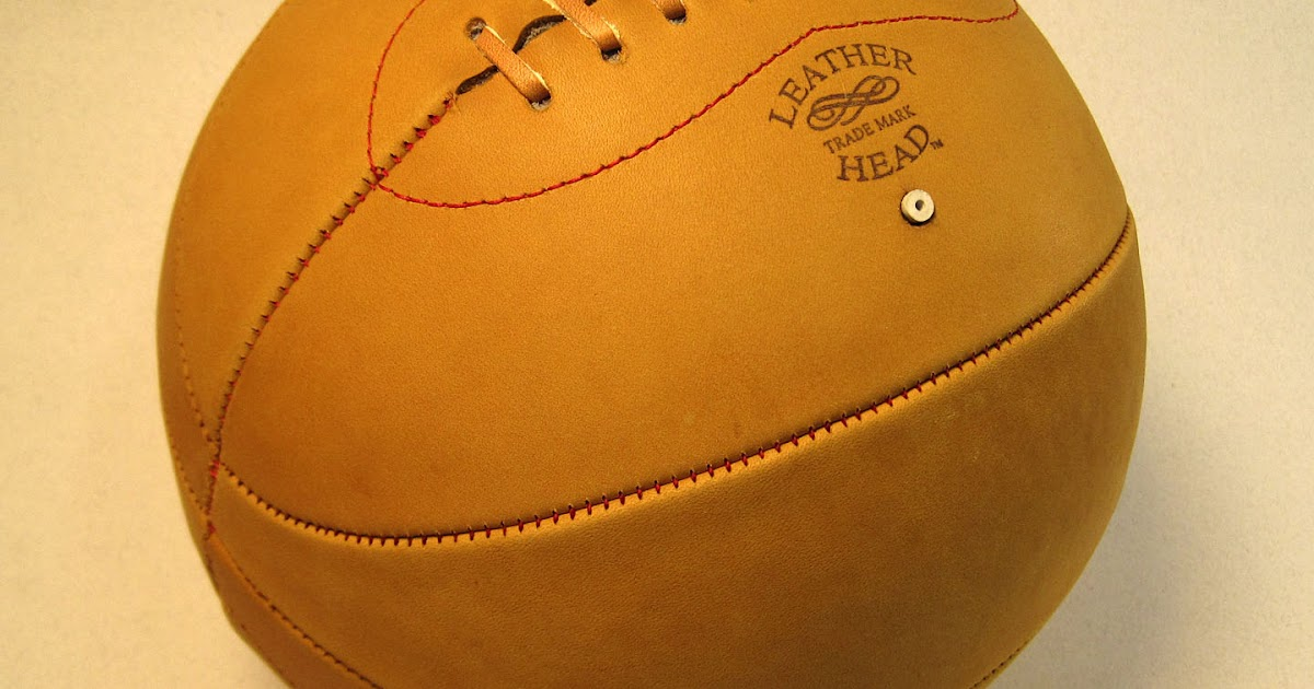 Leather Head Sports: The Leather Head Basketball