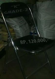 gambar kursi lipat, kursi lipat bandung, info kursi lipat, jual kursi lipat, beli kursi lipat