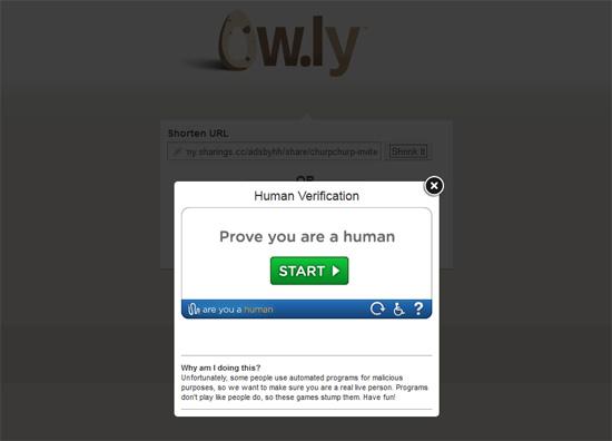 Owly untuk buat singkatan url atau permalink yang panjang