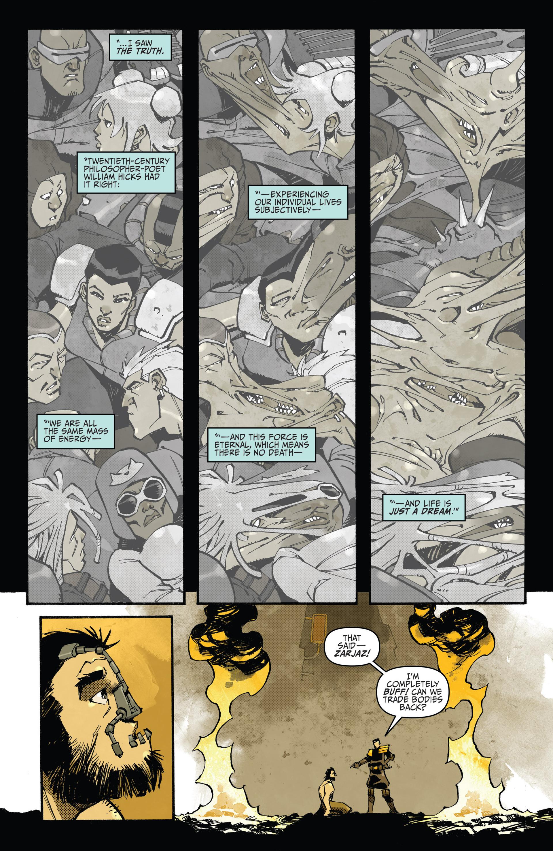 Read online Judge Dredd (2012) comic -  Issue #20 - 8