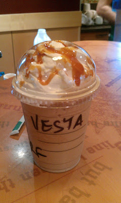 It has my name on it…