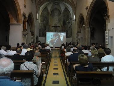 XIV Curs d'Orgue a l'Església Sant Feliu