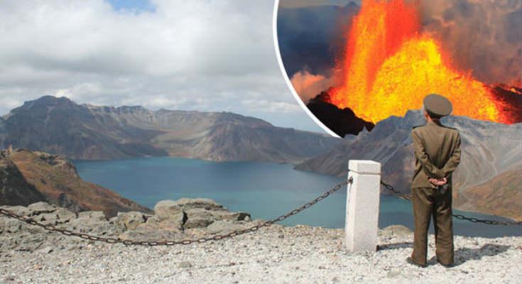 «Ξυπνάει» ένα από τα πιο επικίνδυνα ηφαίστεια του κόσμου