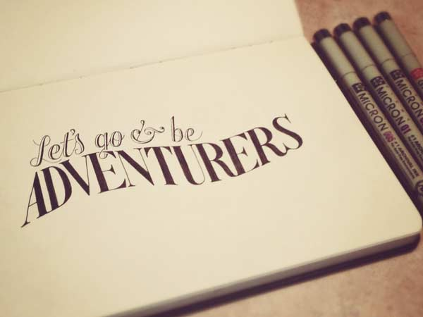 Hand Lettering Quotes Pt 2