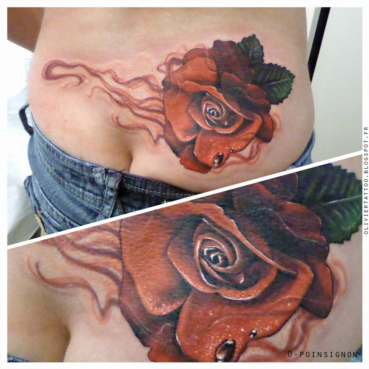 Oliviertattoo - Tatouage a faire a 2 ...