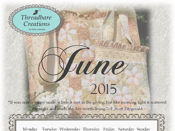 Free June Calendar
