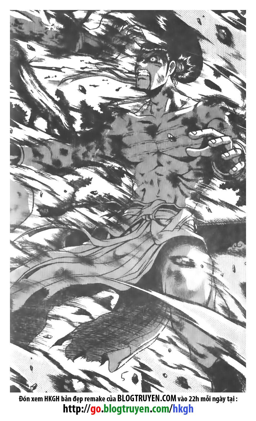 Hiệp Khách Giang Hồ - Hiệp Khách Giang Hồ Chap 159 - Pic 4