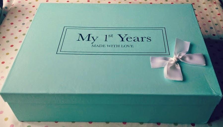 My 1st Years Logo Free Luxury Gift Box